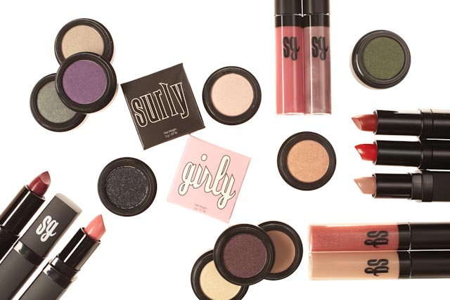 surly girly, makeup, cosmetics, beauty, Kristen Fairgrieve