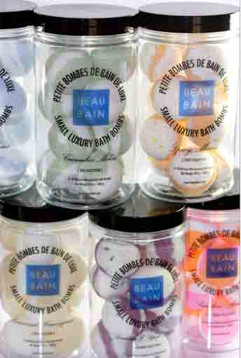 Beau Bain Review All New Petite Bath Bombs