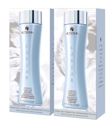 Alterna Caviar Seasilk Anti Aging Color Hold Brunette Shampoo