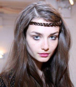 Tina Turnbow for Beauty.com at Charlotte Ronson, Fall 2008 Fashion Week, makeup reviews