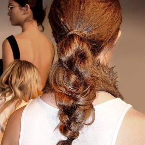 Oscar Blandi uses Oscar Blandi Products at Jenni Kayne, Fashion Week 2008, makeup reviews