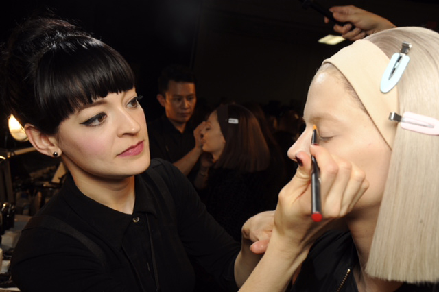 Jenny Smith, NARS, Makeup Artist, Tips and Tricks A special treat today,
