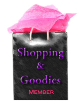 shopping and goodies member