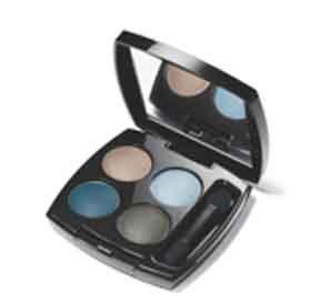 avon tribal teals, avon shadow quad, avon eye shadow review, beauty review, makeup review, beauty blog, makeup blog