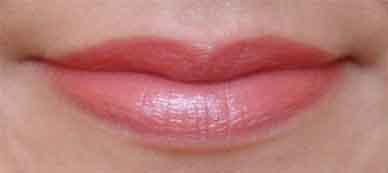 Estee Lauder, Love Your Lips, Valentines 2010, Coral Kiss Signature Lipstick, Swatch