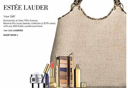 estee lauder gwp, estee lauder gift with purchase, estee lauder beauty