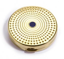 estee lauder holiday compacts collection 2010, sundial compact