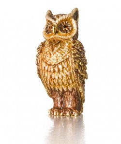 estee lauder holiday compacts collection 2010, beautiful wise ole owl, jay strongwater