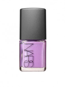 pokerface nail polish, nars holiday 2010