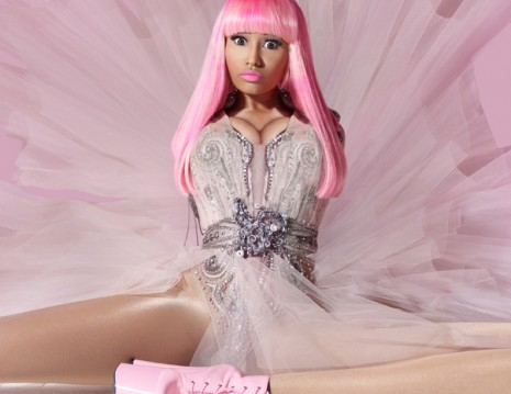 nicki minaj pink friday lipstick by mac. MAC Pink 4 Friday