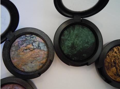fall 2011 eye makeup collection
