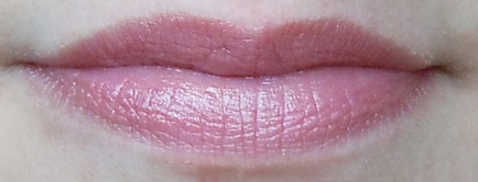oh oh oh lustre lipstick swatch