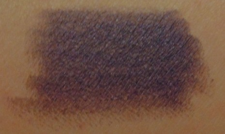 make up for ever khol pencil 10k swatch