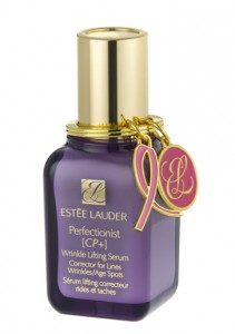 2011 pink ribbon product lineup, estee lauder perfectionist