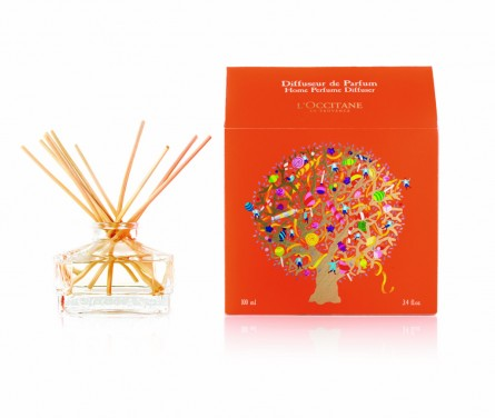 l'occitane, holiday gift, diffuser review