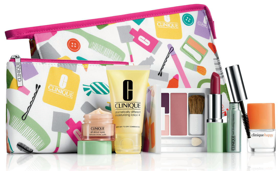Clinique Gift With Purchase 2017