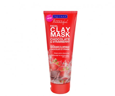 Freeman Beauty, Chocolate Strawberry Mask