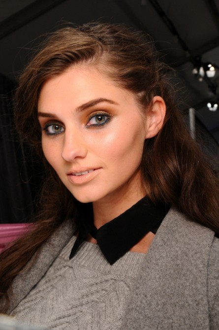 nars makeup, joy cioci fashion show, fashion week 2012