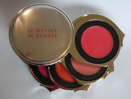 le metier de beaute northern lights, Kaleidoscope Lip Kit
