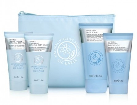 mothers day gift guide 2012, liz earle body try me kit, mothers day gift ideas 2012