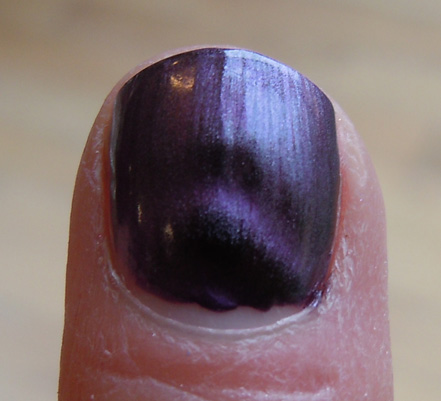 nails inc. magnetic effect review