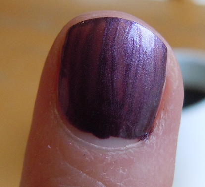 nails inc. magnetic effect polish, houses of parliament