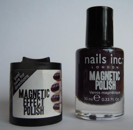 nails inc. magnetic polish review photos