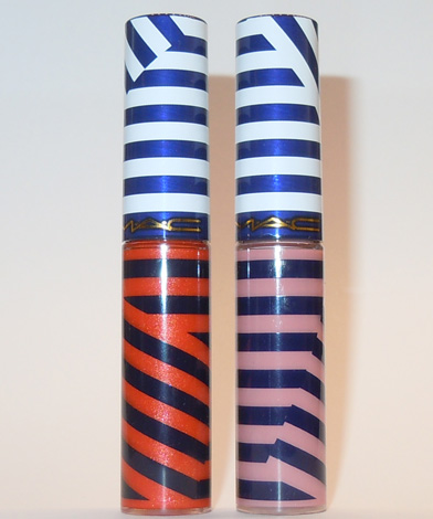 mac hey sailor lipglass collection, lipglass mac hey sailor, hey sailor lipglass