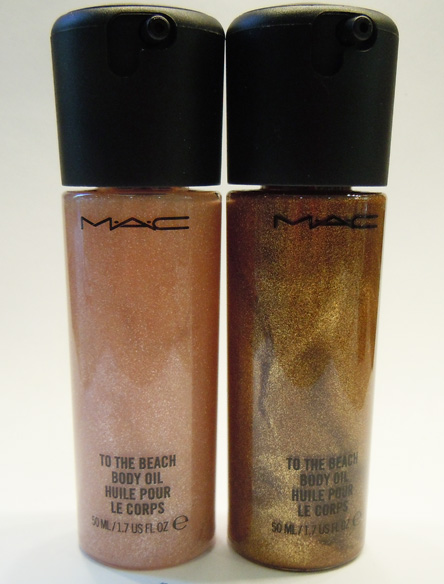 MAC To The Beach Body Oil Review