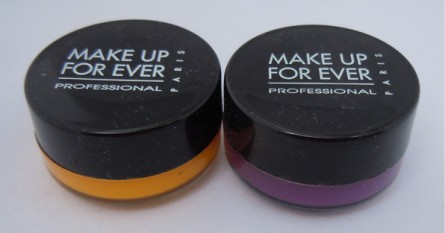 make up for ever aqua cream 24 and 26