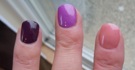 hipster plum, orchida, pink slippers, swatches, reviews, photos, milani summer 2012