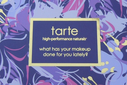 Tarte, QVC, high performance collection, high performance naturals, july 13