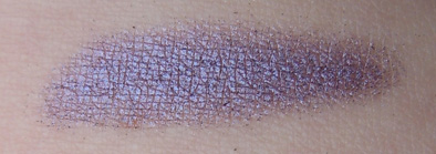 AC/DC Swatch, Urban Decay Eyeshadow