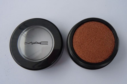 mac, electric cool eyeshadow, coil swatch, coil swatches