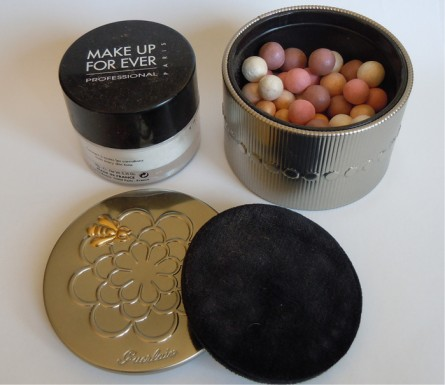 guerlain, make up for ever