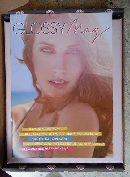 glossybox usa july, july glossybox usa info