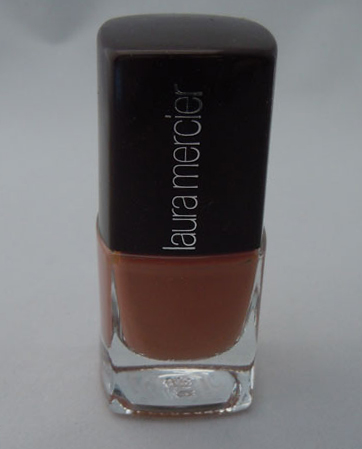 nude silk nail lacquer, laura mercier nude silk, laura mercier fall 2012, review, photos, swatche