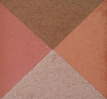 laura mercier, starlet mosaic photo, starlet mosaic close up