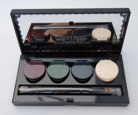 black tango palette, photo of black tango palette, black tango palette photos, make up for ever