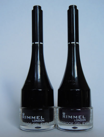 rimmel london waterproof gel eyeliner