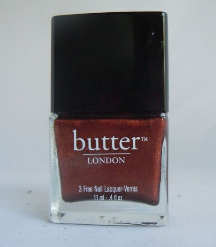 shag, shag swatch, butter london