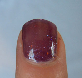 keira swatch, keira swatches, duality cosmetics, duality nail pak, review, reviews