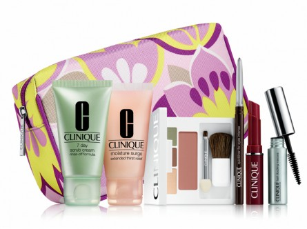 Clinique gwp 2012, clinique gift with purchase 2012, clinique gwp october 2012