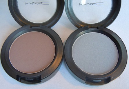 fashion fix, linger softly, mac office hours, prolongwear eye shadow, swatches, review