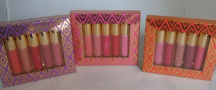For the Love of Lipgloss, Tarte Holiday 2012
