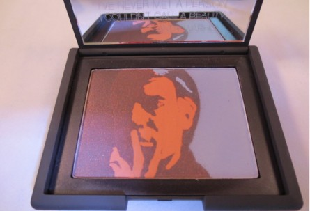 self portrait 3, nars andy warhol collection