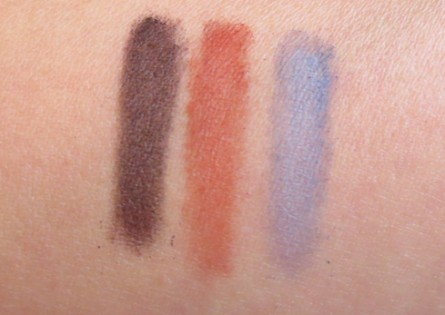 self portrait 3 swatches, nars andy warhol collection,