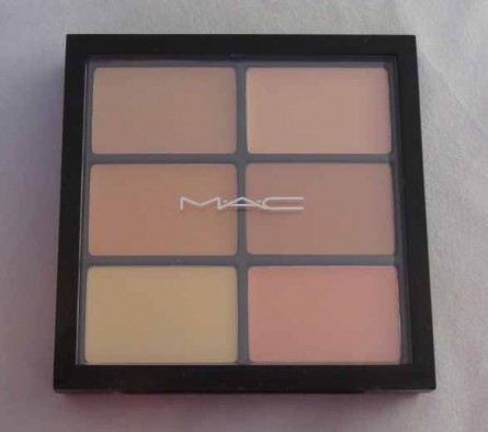 mac pro, conceal and correct palette, light