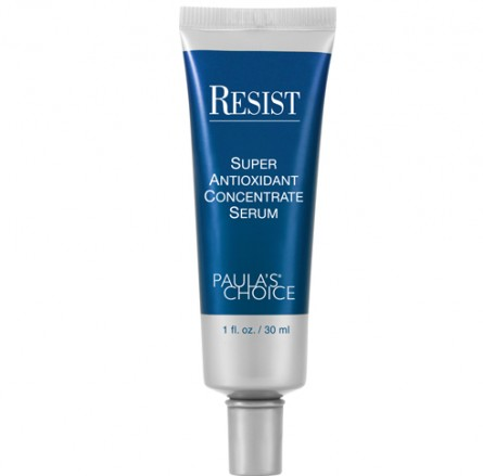 Best Sellers 2012:  Paula's Choice Resist Super Antioxidant Concentrate Serum