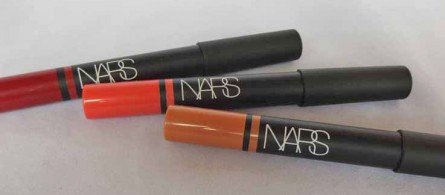 NARS Satin Lip Pencil Review, NARS Satin Lip Pencil Swatches